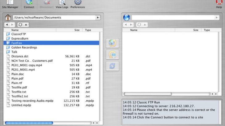 ฟรีโปรแกรม-FTP