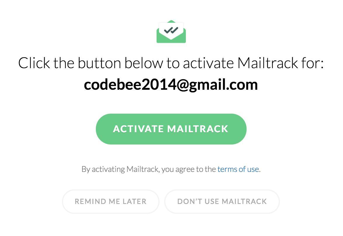 วิธีทำ email tracking