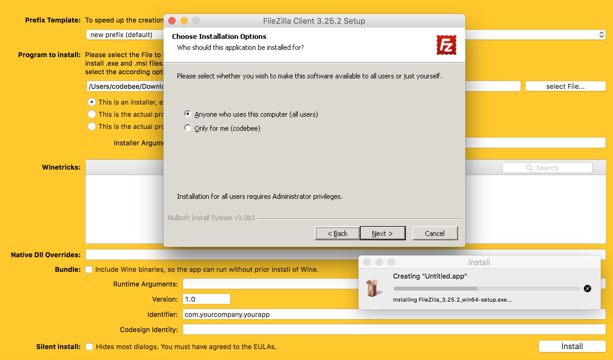 วิธีติดตั้งโปรแกรม-window-บน-mac