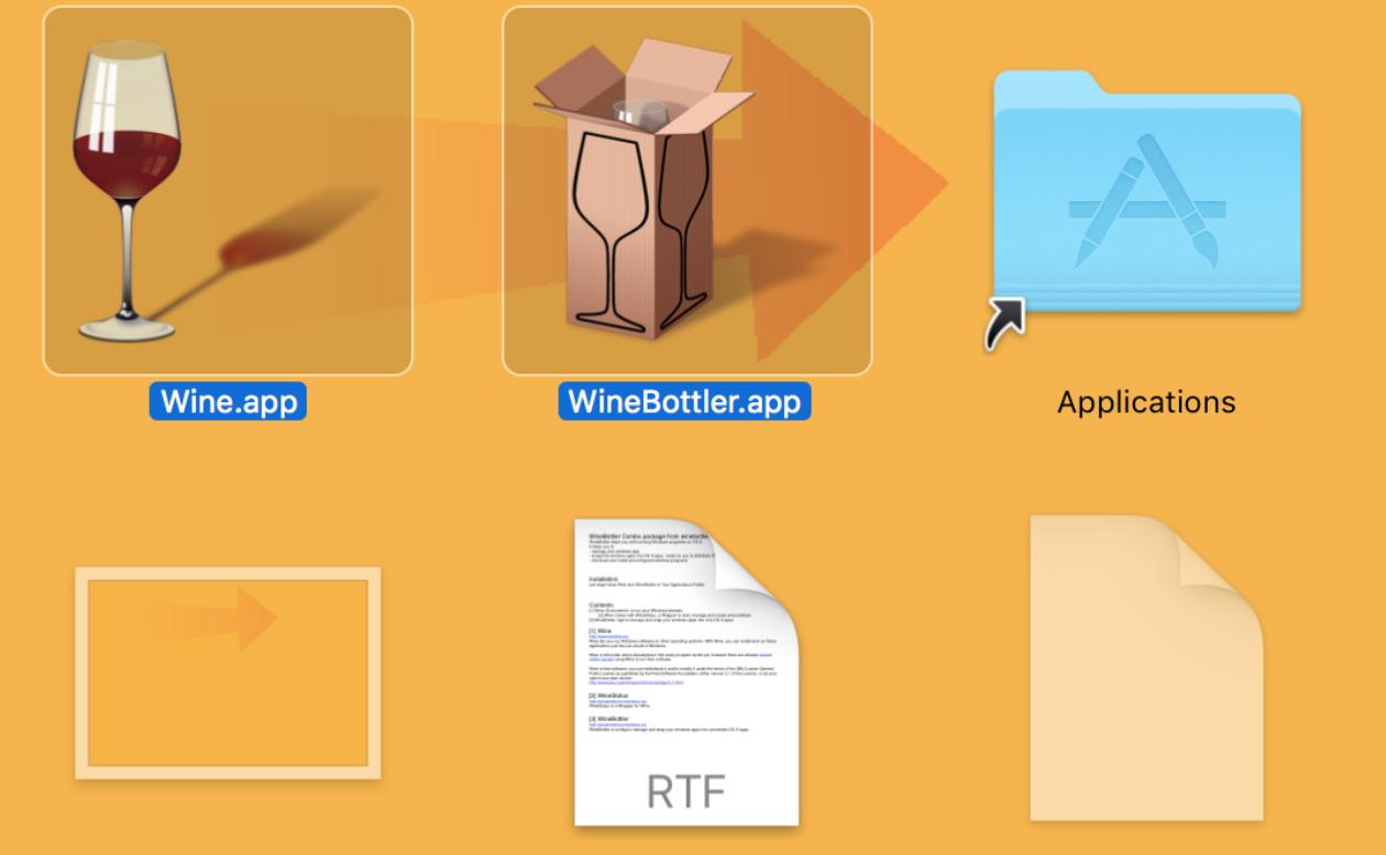 วิธีติดตั้งไฟล์ .exe ติดตั้งเกมส์ของ Window ในเครื่อง Mac