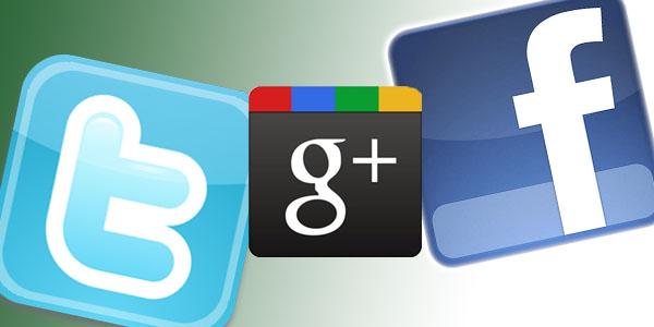 วิธีทำ Javascript Share ทั้ง 3 โซเชียล Facebook Google Twitter